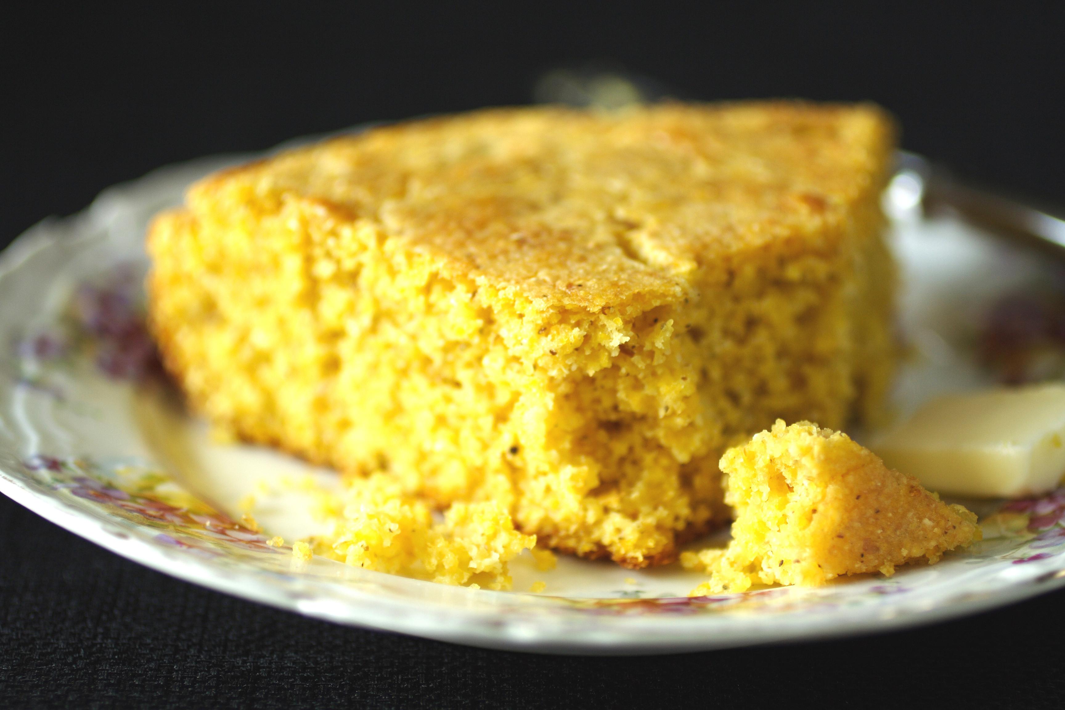 Old Fashioned Cornbread  Dowdy Corners Cookbook ClubOld Fashioned Skillet Cornbread