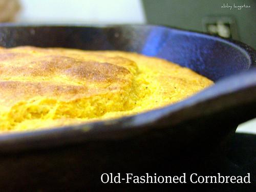 Old Fashioned Cornbread  Confabulation in the Kitchen Old Fashioned Cornbread