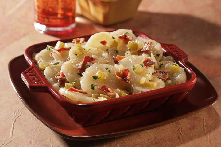 Old Fashioned German Potato Salad  Idaho Potato mission