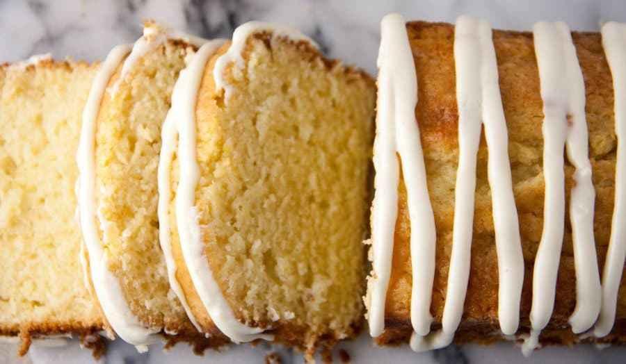 Old Fashioned Lemon Pound Cake  Old Fashioned Lemon Pound Cake Boston Girl Bakes