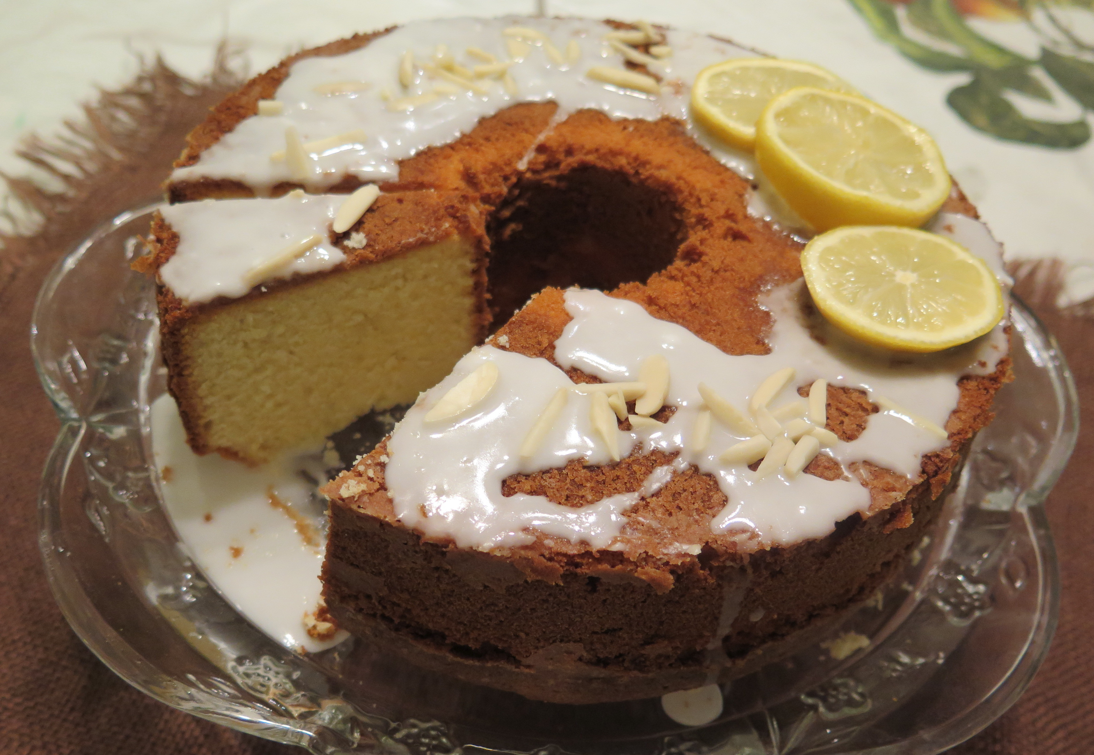 Old Fashioned Lemon Pound Cake  Variations on a Pound Cake