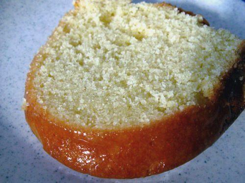 Old Fashioned Lemon Pound Cake  Old Fashioned Lemon Pound Cake