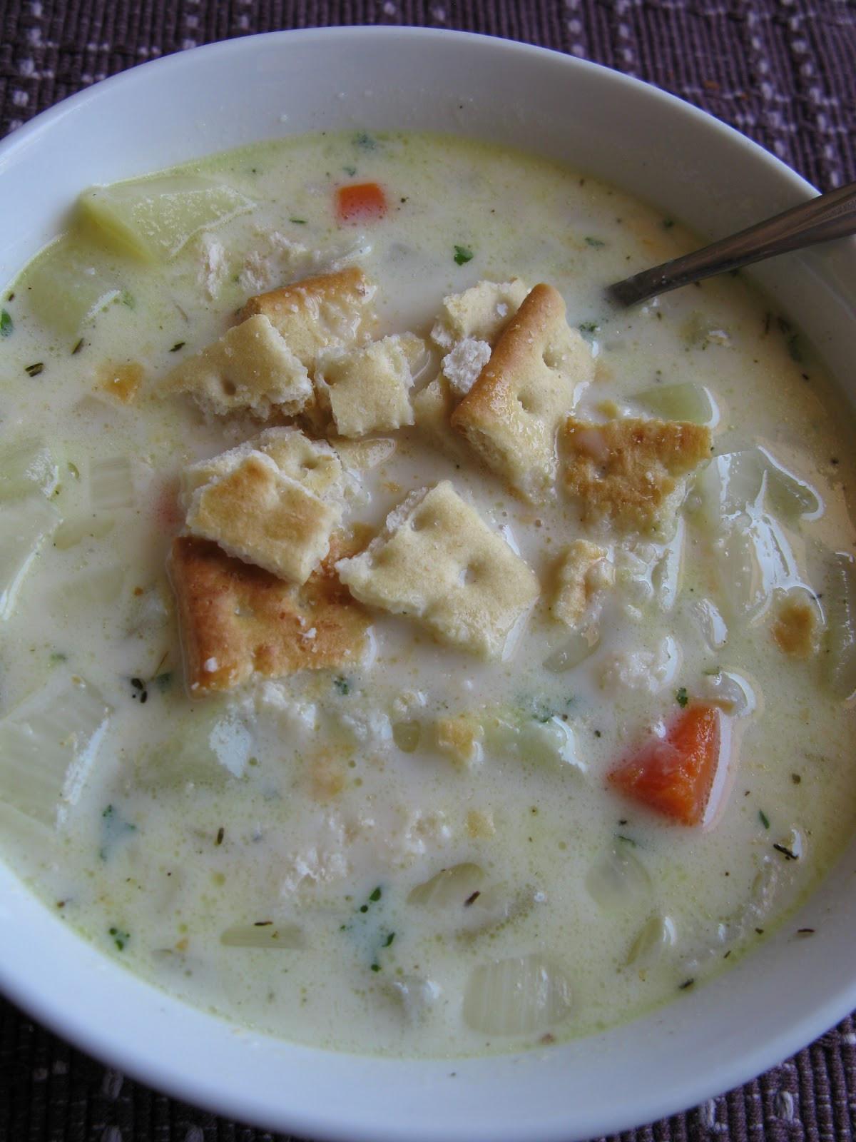 Old Fashioned Potato Soup  old fashioned potato soup