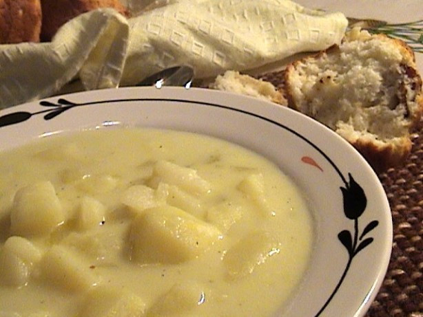 Old Fashioned Potato Soup  Old Fashioned Potato Soup Recipe Food