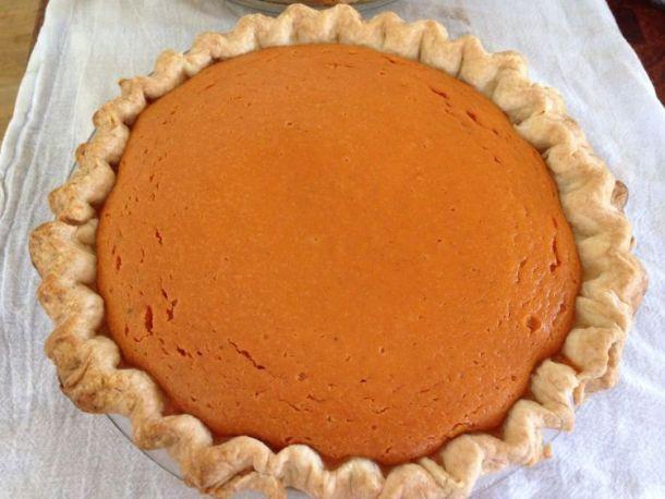 Old Fashioned Sweet Potato Pie  Old Fashioned Pumpkin Pie