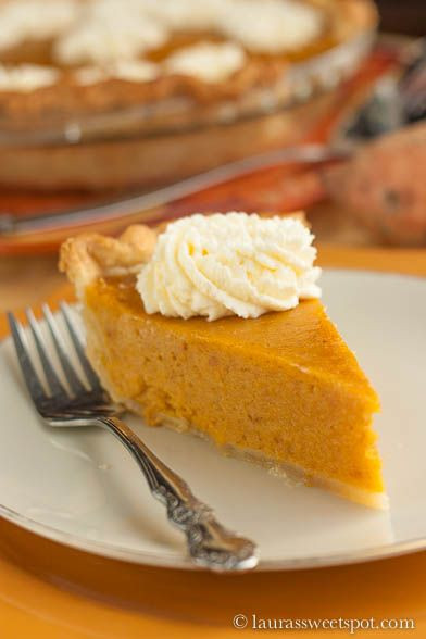 Old Fashioned Sweet Potato Pie  Check out Old Fashioned Sweet Potato Pie It s so easy to