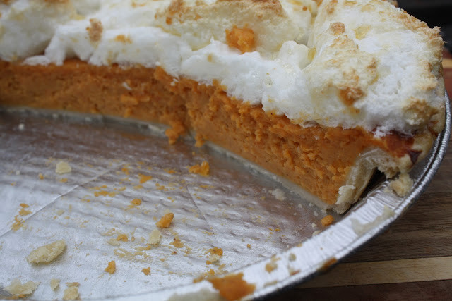 Old Fashioned Sweet Potato Pie  Sparrows & Spatulas Old Fashioned Sweet Potato Pie