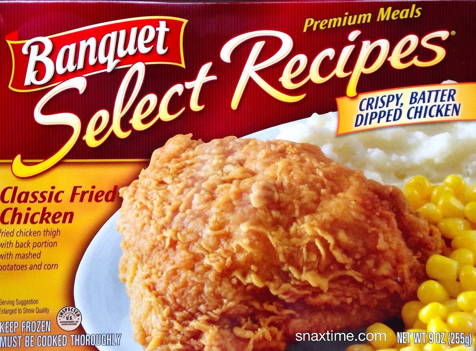 Old Frozen Dinner Brand  I m craving a box of dirty old store bought no name brand