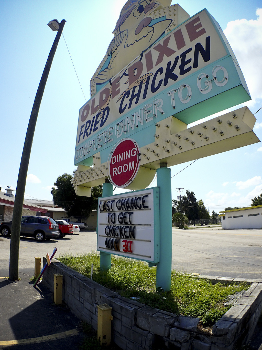 Olde Dixie Fried Chicken  Old Florida