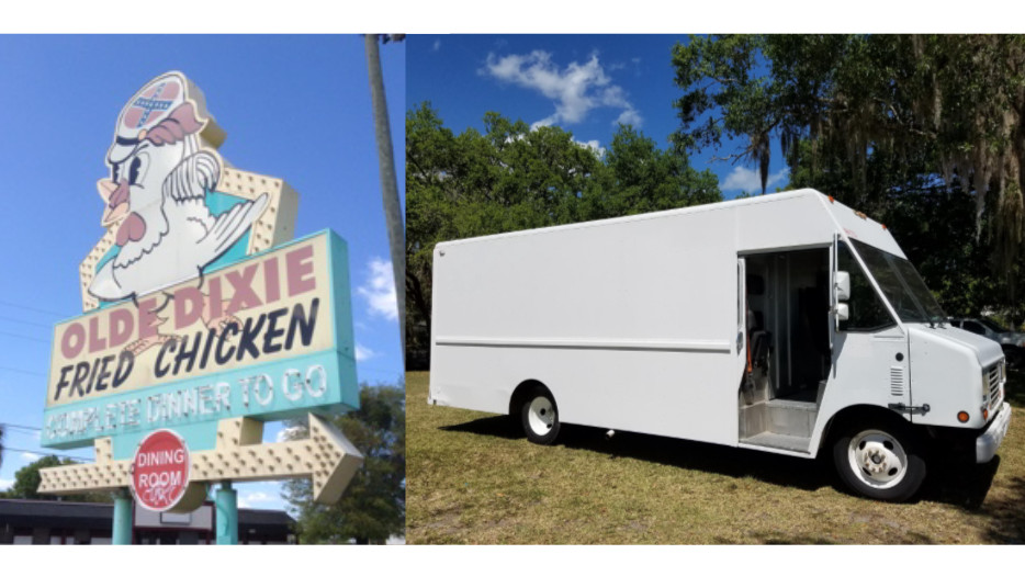 Olde Dixie Fried Chicken  Olde Dixie Fried Chicken Food Truck ing Mid June