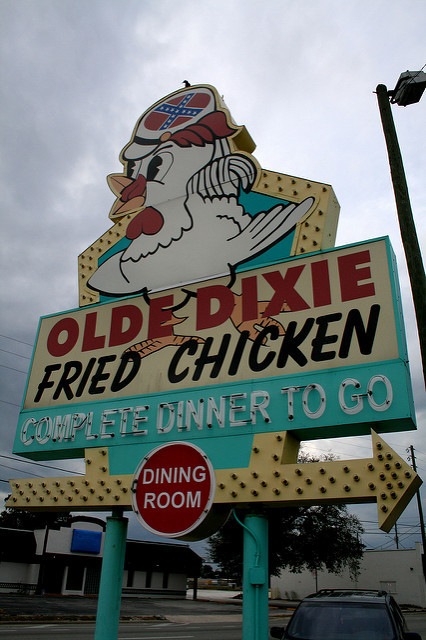 Olde Dixie Fried Chicken  diners a gallery on Flickr