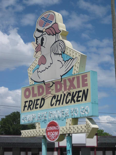 Olde Dixie Fried Chicken  Olde Dixie Fried Chicken – Orlando Florida – CLOSED