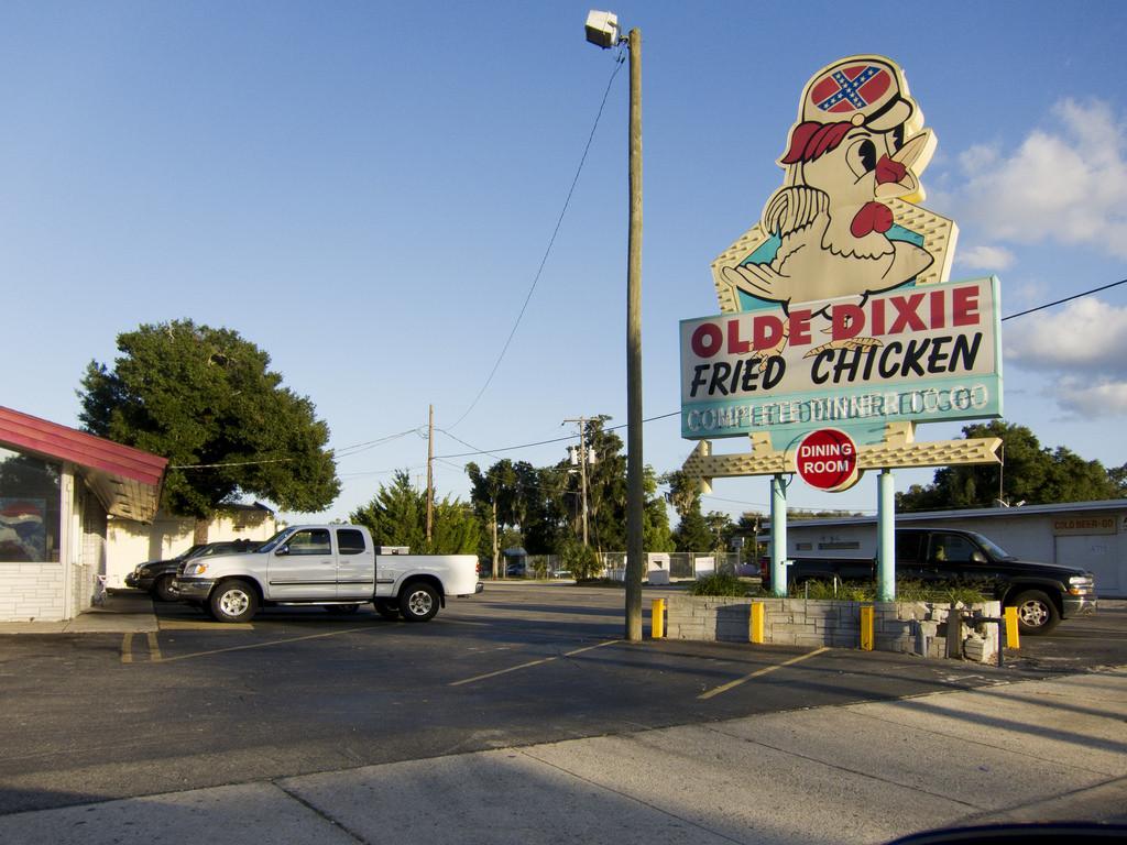 Olde Dixie Fried Chicken  Olde Dixie Fried Chicken In Orlando Florida