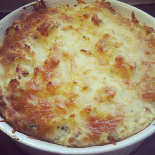 Onion Pie Recipe  Mama OWL Blog Cheese & ion Pie Recipe