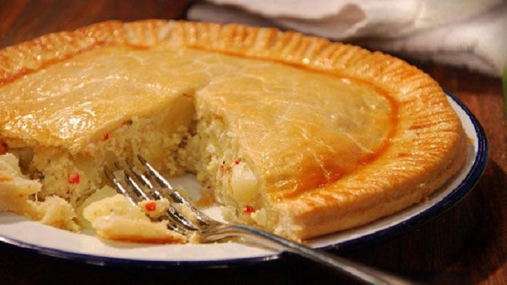 Onion Pie Recipe  Top 10 Tastiest Cheese Pies Top Inspired