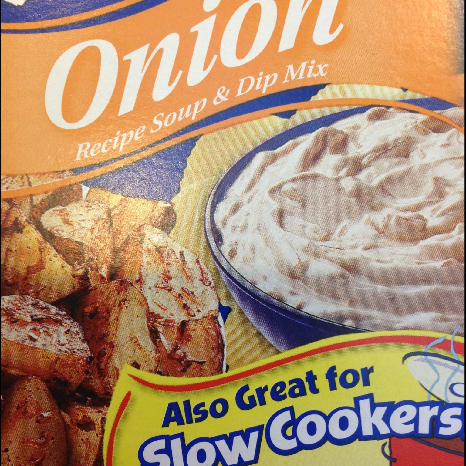 Onion Soup Mix Recipe  Homemade Dry ion Soup Mix BigOven
