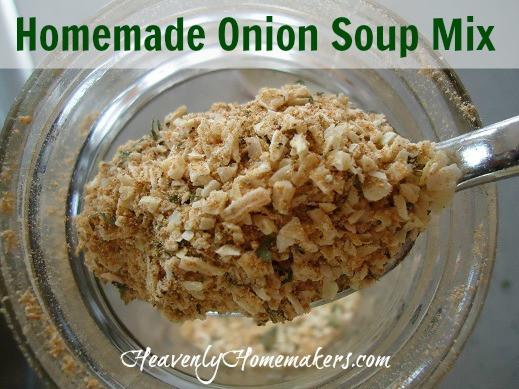 Onion Soup Mix Recipe  onion soup mix