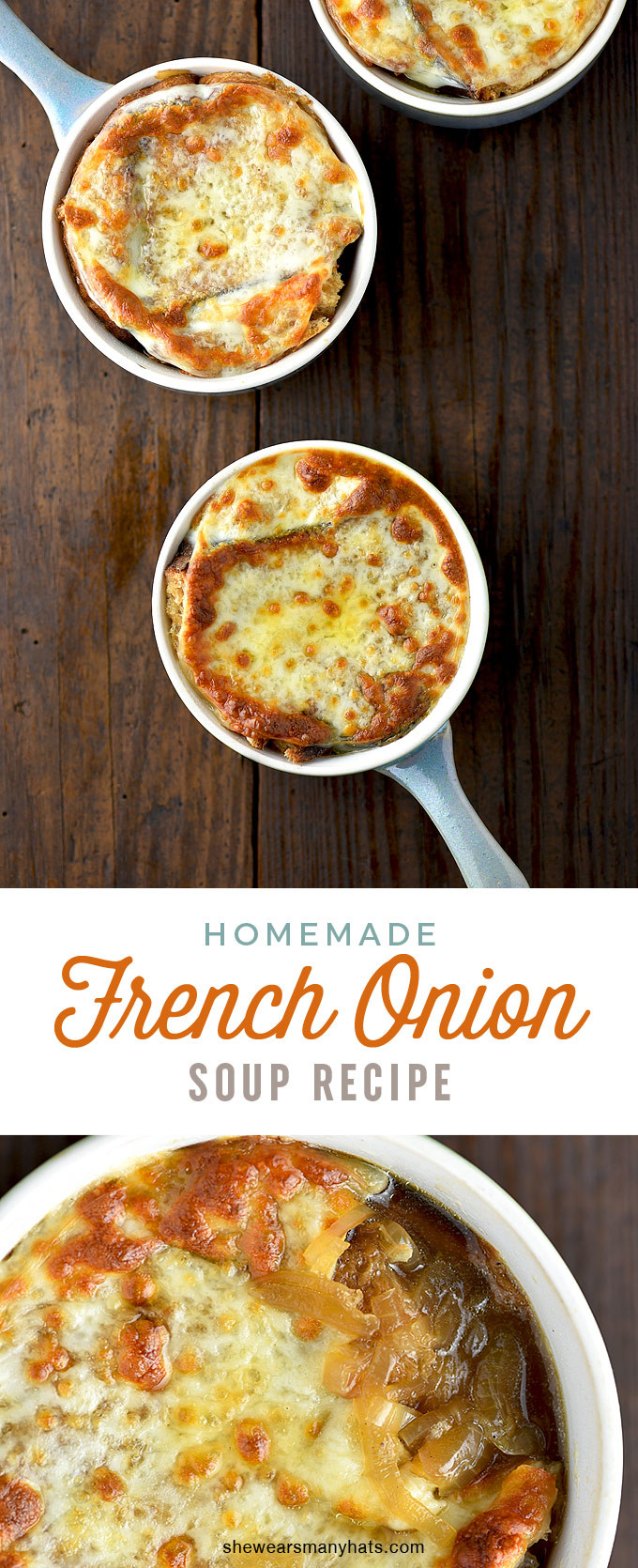 Onion Soup Recipes  easy french onion soup