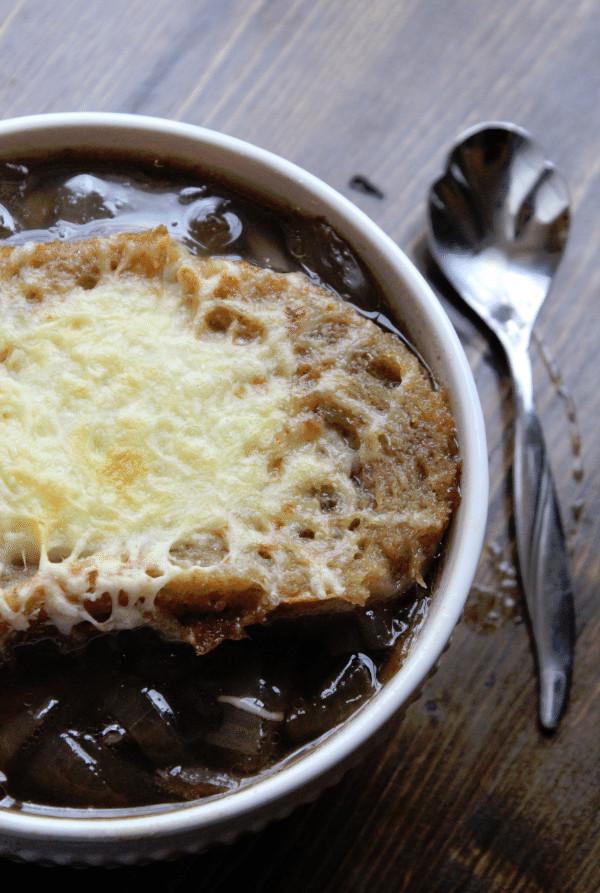 Onion Soup Recipes  Crock Pot French ion Soup Recipe