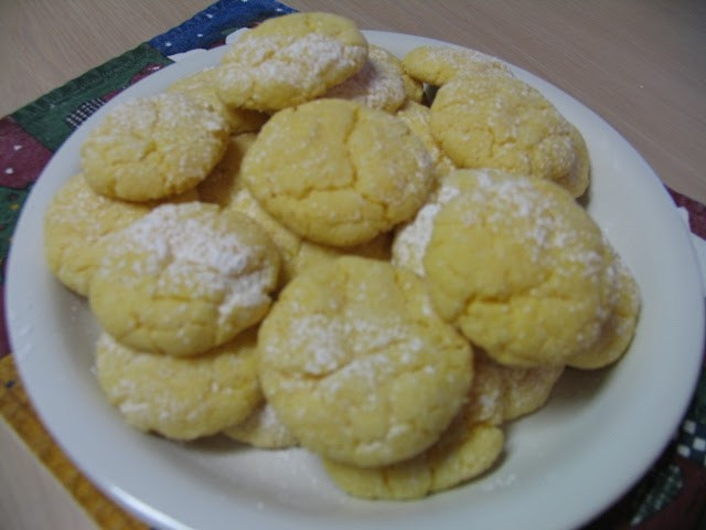 Ooey Gooey Butter Cookies  Mommy s Kitchen Recipes From my Texas Kitchen Gooey