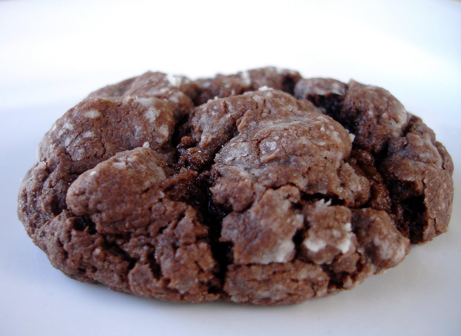 Ooey Gooey Butter Cookies  Chocolate Ooey Gooey Butter Cookies The Girl Who Ate