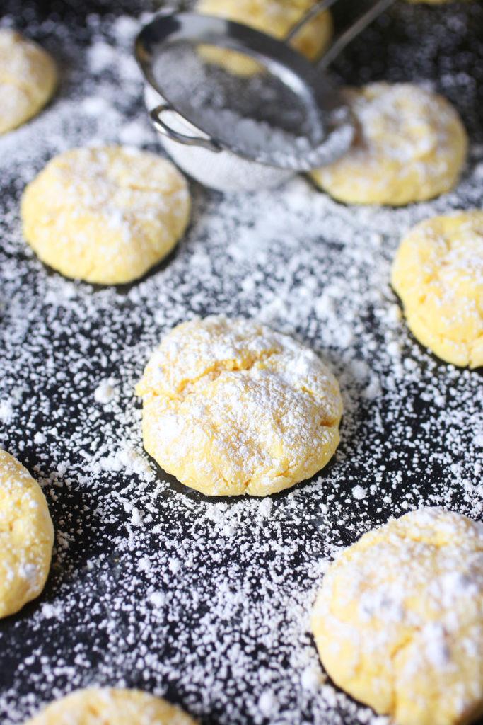 Ooey Gooey Butter Cookies  Ooey Gooey Butter Cookies Recipe