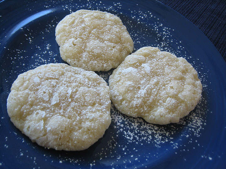 Ooey Gooey Butter Cookies  Ooey Gooey Butter Cookies The Dairy Free Egg Free
