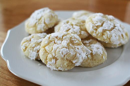 Ooey Gooey Butter Cookies  Lottie Doof Day 5 Mathew Rice Gooey Butter Cookies