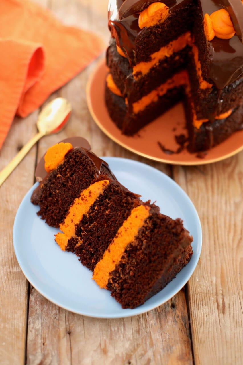 Orange Chocolate Cake  Best Ever Chocolate and Orange Cake Gemma's Bigger