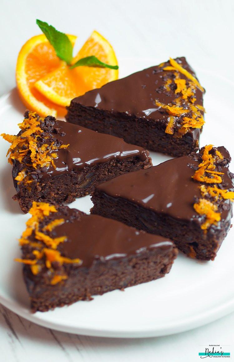 Orange Chocolate Cake  Vegan Gluten free Chocolate Orange Cake UK Health Blog