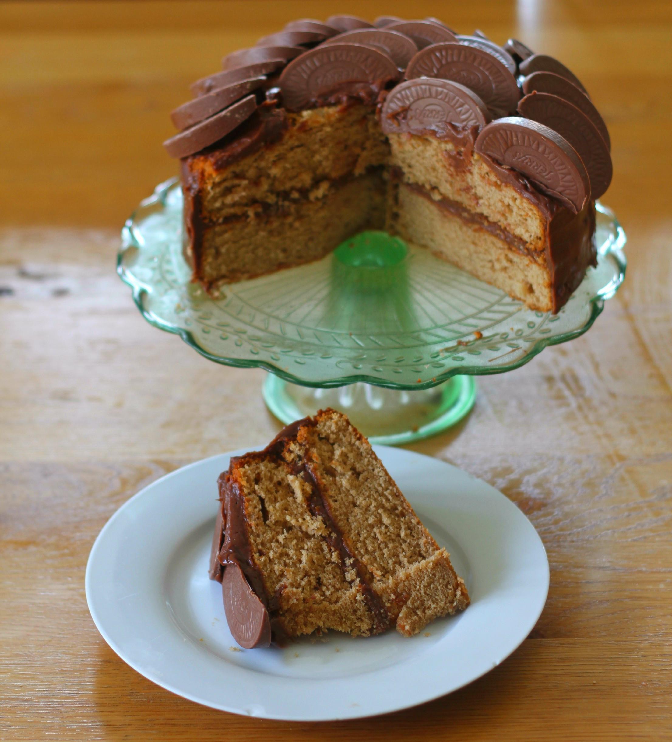 Orange Chocolate Cake  Chocolate Orange Cake Mummy Mishaps