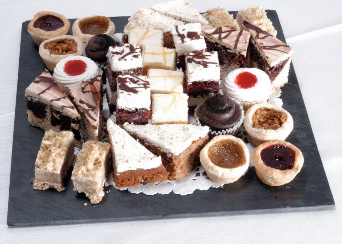 Order Desserts Online  Order Finger Desserts Platter line in Calgary