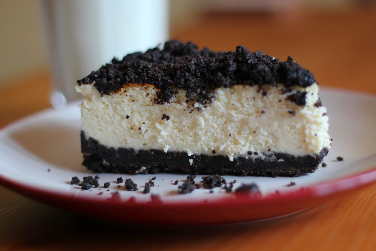 Oreo Cheesecake Recipe  TV and Cookies Quadruple stuff Oreo Cheesecake