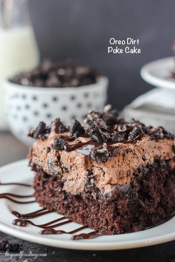 Oreo Dirt Cake Recipe  35 Melt in the mouth Oreo Cake Recipes