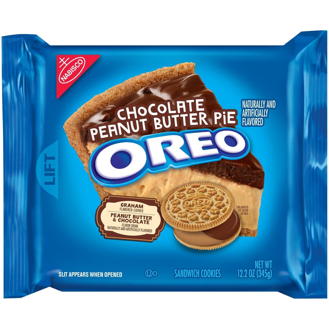 Oreo Peanut Butter Pie  Chocolate Peanut Butter Pie Oreos
