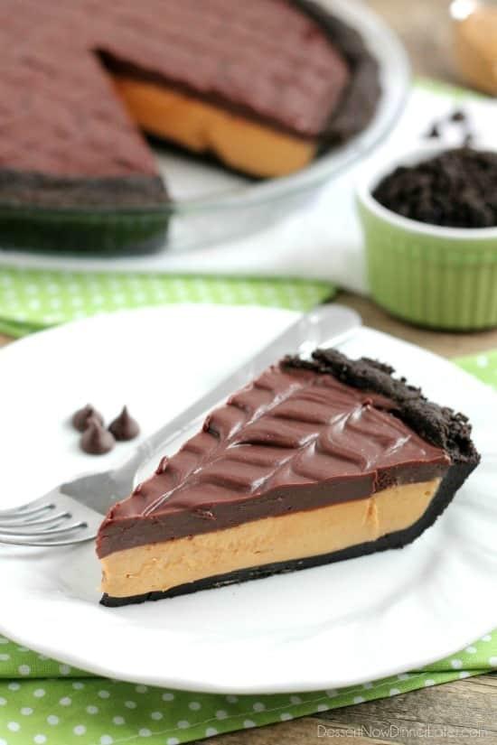 Oreo Peanut Butter Pie  No Bake Peanut Butter Pie 10 More PB Recipes Dessert