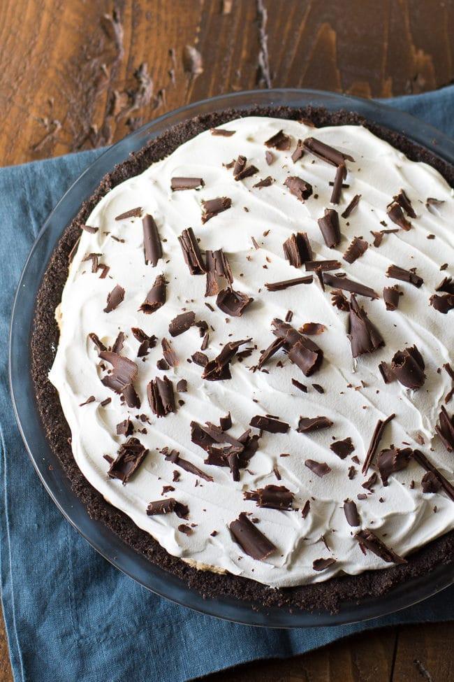 Oreo Peanut Butter Pie  Chocolate Peanut Butter Pie Recipe Easy OREO Peanut