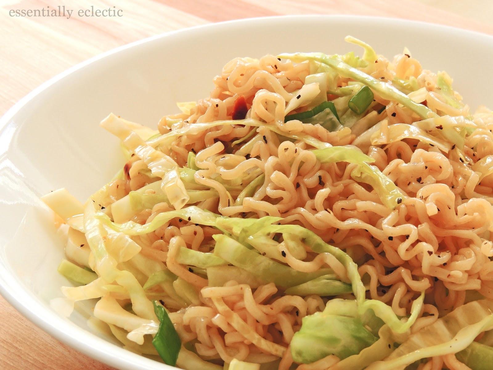 Oriental Salad With Ramen Noodles  Oriental Ramen Noodle Cabbage Salad Recipe Mom Makes Joy
