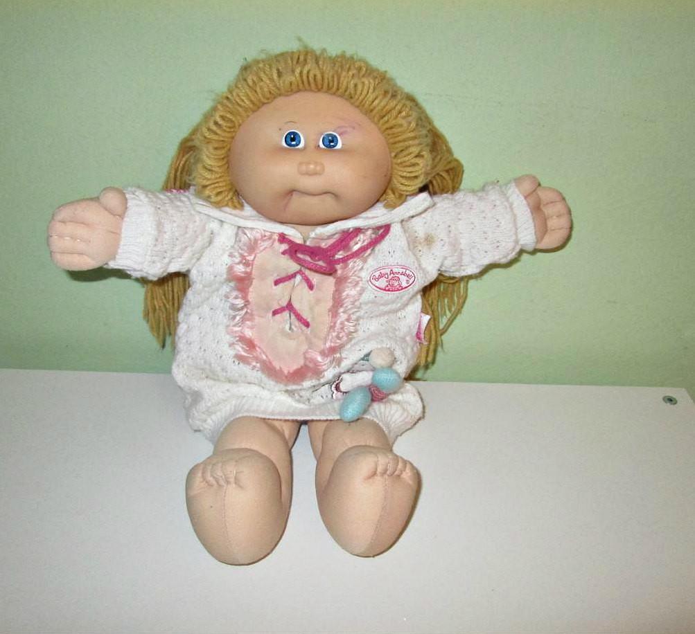 Original Cabbage Patch Kids  ORIGINAL Cabbage Patch Kid 1978 1982 Xavier Roberts Doll