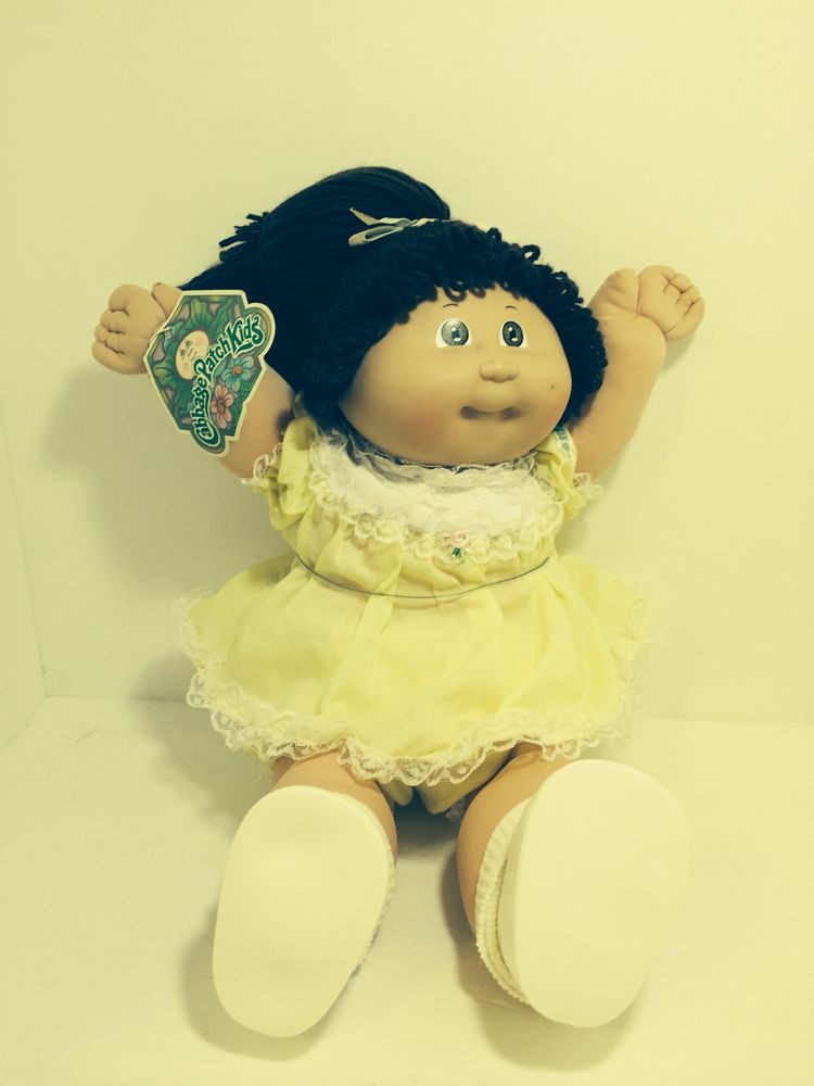 Original Cabbage Patch Kids  Cabbage Patch Doll Vintage Cabbage Patch Kids by Coleco