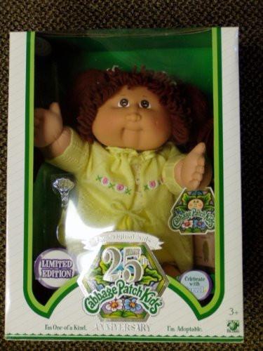Original Cabbage Patch Kids  Cheap Price Cabbage Patch Kids The Original Kids 25th