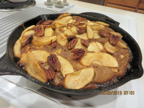 Original House Of Pancakes  The Original Pancake House Apple Pancake Recipe Food