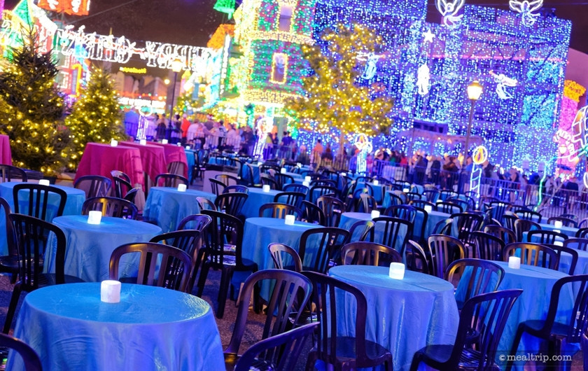Osborne Lights Dessert Party  Frozen Holiday Premium Package Special Event Food