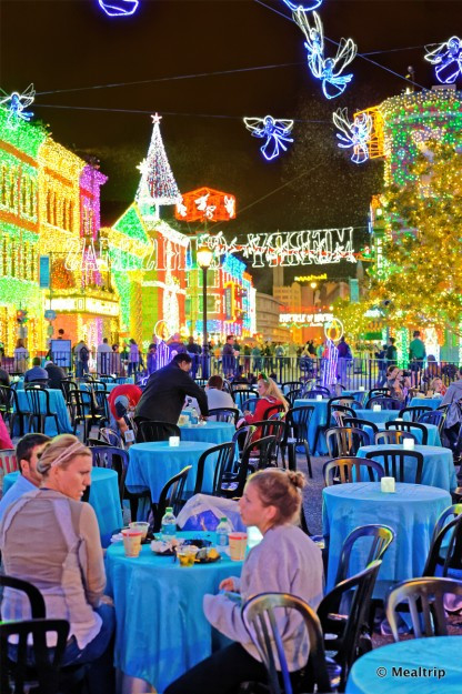 Osborne Lights Dessert Party  News Details and Booking for 2015 Osborne Spectacle of