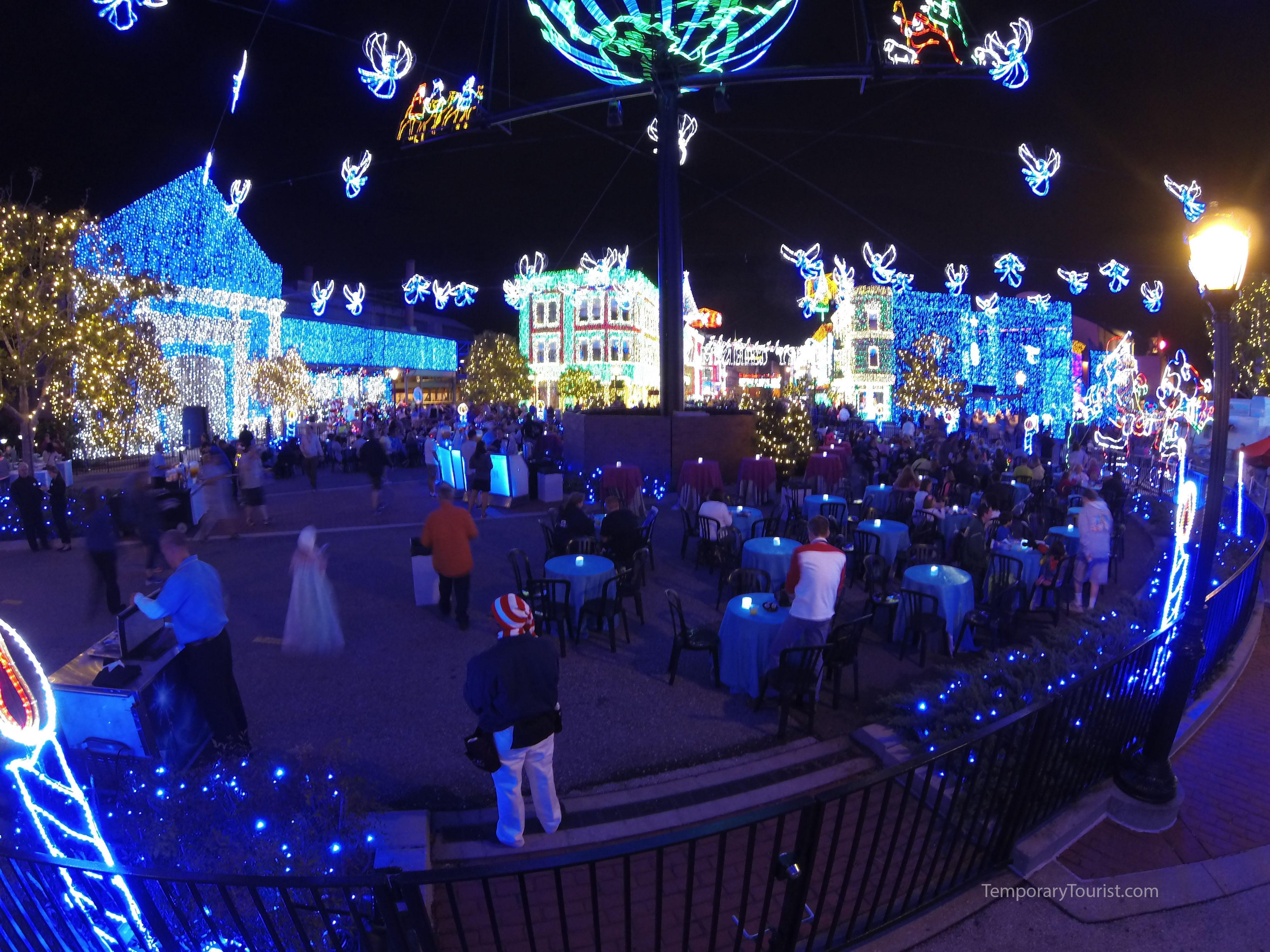 Osborne Lights Dessert Party  Disney's Frozen Holiday Premium Package – Hit or Miss