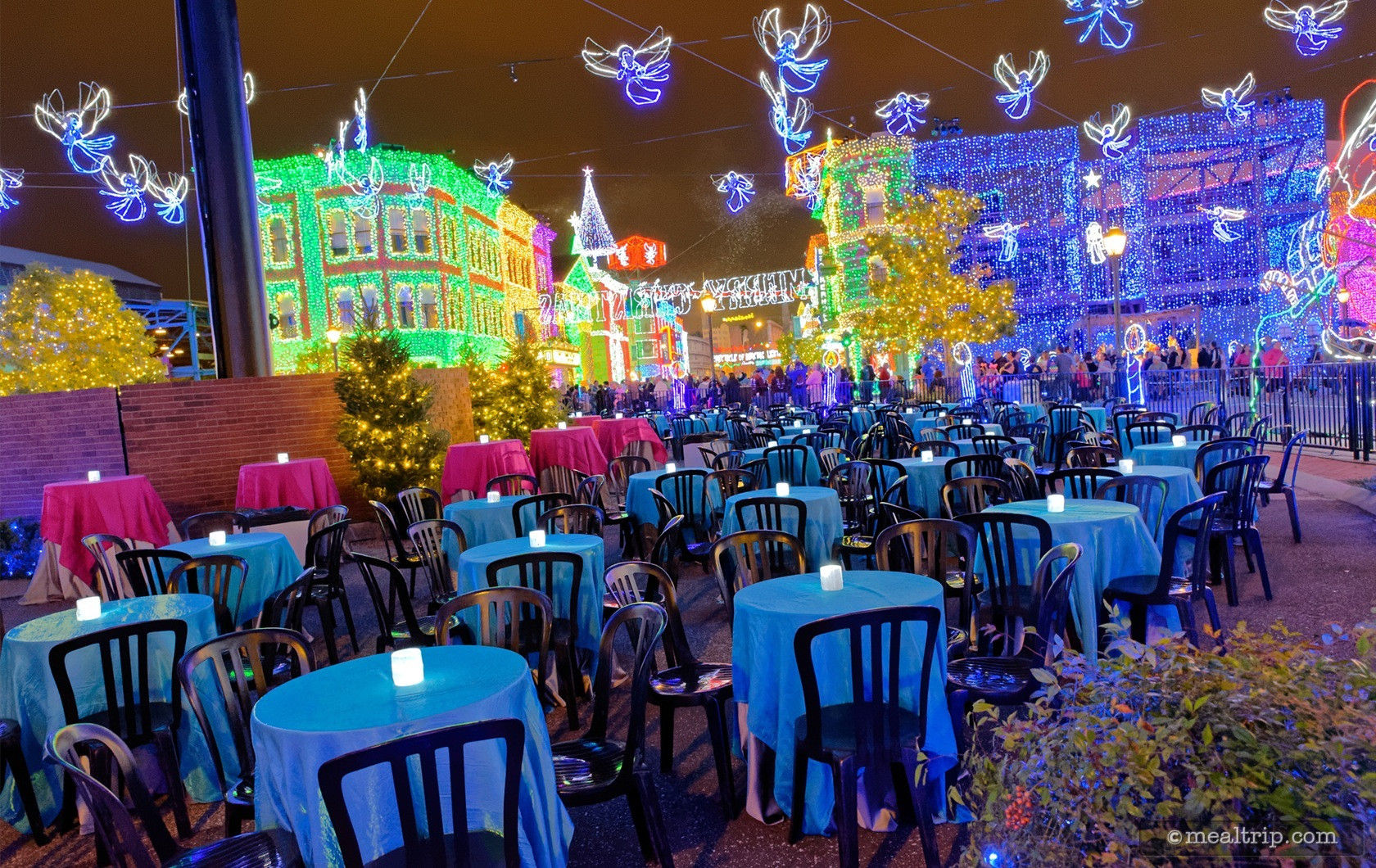 Osborne Lights Dessert Party  Reservations for the Osborne Light s Merry and Bright
