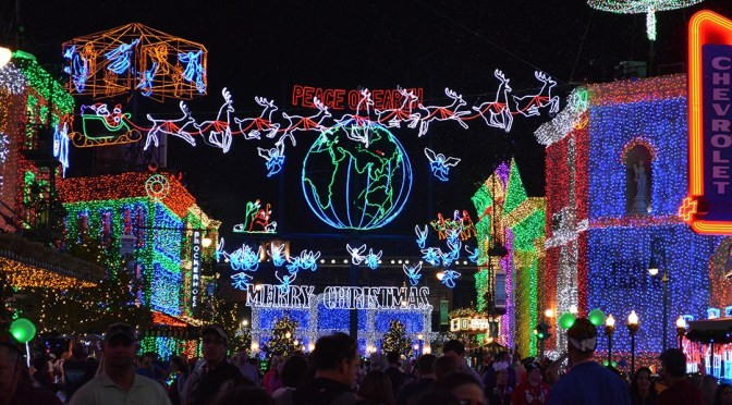 Osborne Lights Dessert Party  Osborne Family Spectacle of Dancing Lights Merry and