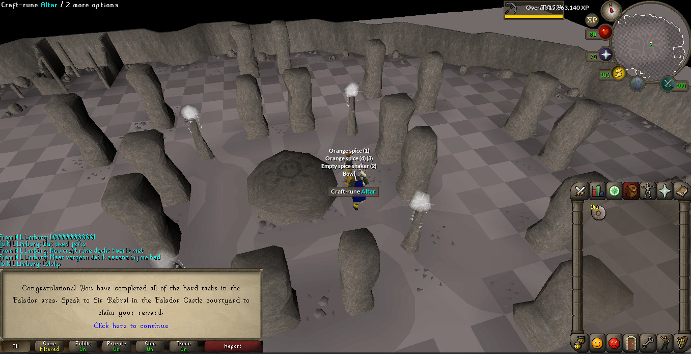 Osrs Stew Boost  xNitrous & KennyTete Road to 99 Ranged Pagina 5