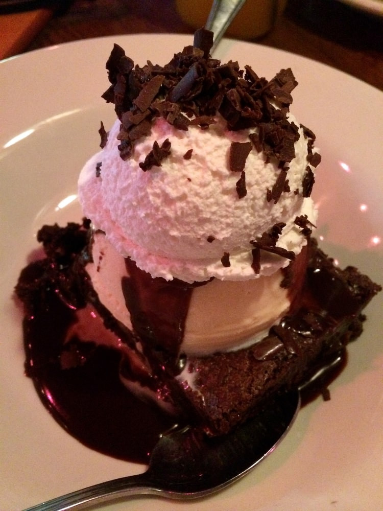 Outback Desserts Menu  We re Loving The New Moonshine BBQ Menu & Happy Hour at