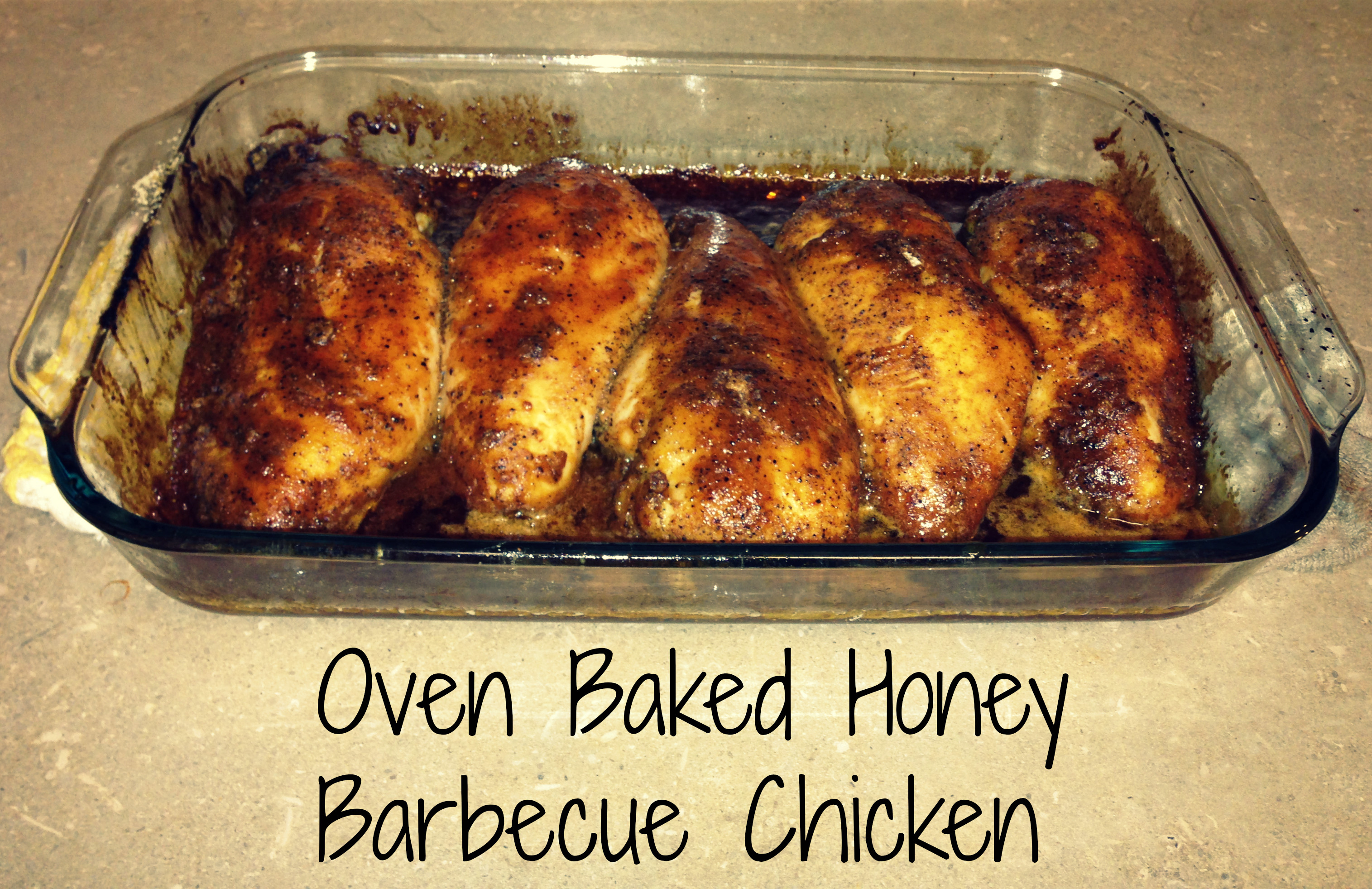 Oven Baked Bbq Chicken Breast  Ge Oven Chicken Breast In The Oven